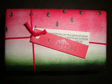 New Castelbel Made in Portugal 10.5oz/300g Luxury Bath Bar Soap Juicy Watermelon