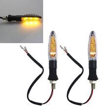 bombilla LED Moto Motocicleta Universales 3 ámbar Luz Señal Giro Intermitente