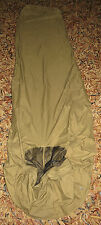 USMC ISSUE IMPROVED BIVY COVER COYOTE BROWN SLEEPING BAG COVER