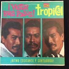 Rare Victor Ruiz Pazos Tropical - Original Pickwick Mexico Hot Latin Boogaloo