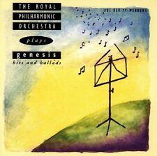 Genesis Royal Philharmonic Orchestra plays Genesis hits and ballads [CD]