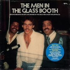"""THE MEN IN THE GLASS BOOTH """" PART TWO """" SEALED 5 X LP BOX SET & BOOKLET"""