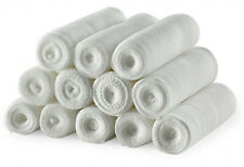 MEDca Medical Gauze Stretch Bandage Roll Tape Used For Wound Care Dressing 12 Pa