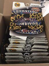 Original Survivor Season 40 Winners at War - Koru merge tribe Buff NWT