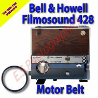 Bell & Howell Filmosound 428 8mm Cine Projector Belt (Main Motor Belt)