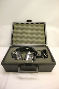 KOSS ESP6 ELECTROSTATIC HEADPHONE MADE BY KOSS WITH CASE