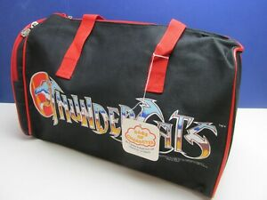 NEW official THUNDERCATS HOLDALL BAG retro tv 1980s BAGS OF CHARACTER gift
