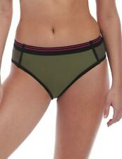 Freya Club Envy Bikini Brief Bottoms 6823 Womens Swimwear Khaki