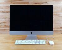 Apple iMac 27inch Retina 5k Late 2015 4GHz i7_1Tb SSD_32GB Ram