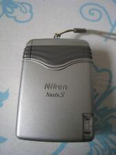 Appareil Photo Compact NIKON NUVIS S Vintage APS  Années 2000 Bon Etat