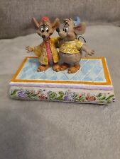 Disney Tradition Cinderella jaq & Gus-bosom Buddies' Trinket Box 4007661