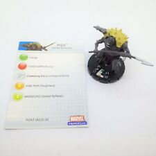 Heroclix Mutations and Monsters set Miek #016 Common figure w/card!