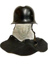 Alter Berliner Feuerwehr Helm Nr 125