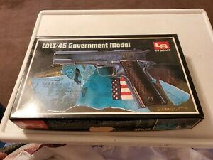 LS MODEL KIT COLT/45 goverment model 1:1 scale complette