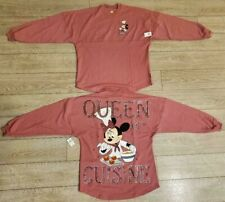 New Minnie Mouse 2020 Disney Spirit Jersey Queen Of Cuisine Food Wine Festival M