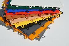 SAMPLE PACK OF 2 Dynotile Garage Flooring tiles - Your choice of colour