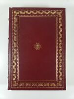 Humboldt's Gift Saul Bellow, The Franklin Library, Leather Bound 1980