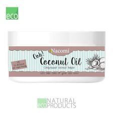 Nacomi Natural Vegan Coldpressed Coconut Oil 100ml