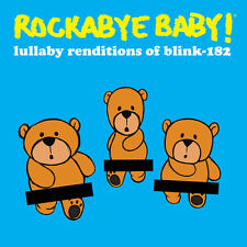 Rockabye Baby - Lullaby Renditions of Blink 182 [New CD]