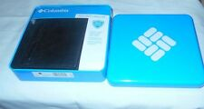 COLUMBIA SECURITY WALLET  BLACK NEW FREE SHIPPING