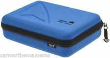 SP Medium Camera Storage Case fits GoPro Cameras - Blue fits Go Pro Hero3 3+ UK