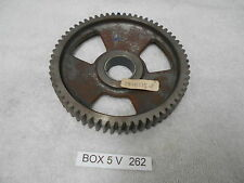 NEW VOLVO 3875375 WHEEL  TIMING GEAR  NO LONGER AVAILABLE
