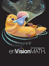 Envision Math, Grade 3, Scott Foresman, Very Good Books