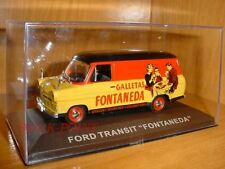 "FORD TRANSIT 1:43 ""FONTANEDA"" SPANISH COOKIES GALLETAS"