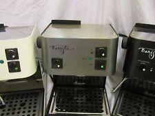 Starbucks Barista Saeco espresso machine fully refurbished Pewter gray SIN 006