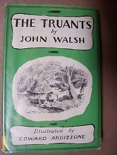 The Truants & Other Poems for Children by John Walsh ill. by Edward Ardizzone