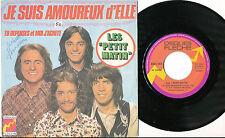 PETIT MATIN 45 TOURS FRANCE FLECHE JE SUIS AMOUREUX D'ELLE CLAUDE FRANCOIS