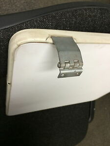 Westfalia Pair Hinges VW T2 Type 2 Early Bay BayWindow Sink Cover Table C9447