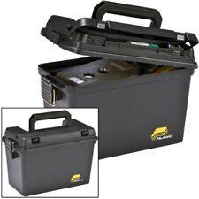PLANO 1612 FIELD & AMMO  BOX   NEW  black