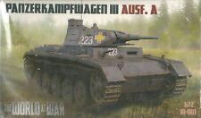 Guideline Publications / IBG Models 1/72 (20mm) Pz Kpfw III Ausf A