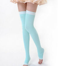 Compression Slim Support Socks Circulation Varicose Veins Thigh High Stockings