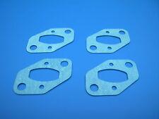 4 Stück original Lauterbacher Vergaserstutzendichtungen für Zenoah-Motor G 240