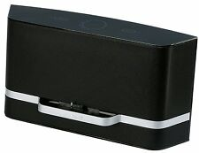 New SIRIUS SXABB1 Portable Speaker Dock Black SIRIUS/XM Satellite Radio NIB