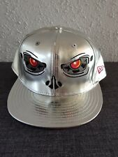 New Era Terminator Salvation T600 Bigface rare selten 7 5/8 deadstock