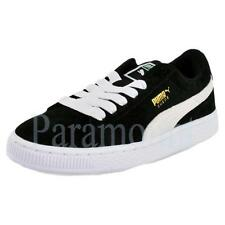 PUMA Medium Sports Trainers with Laces for Girls