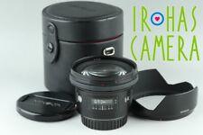 Minolta AF 20mm F/2.8 Lens for Minolta AF #24410 F6