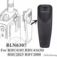 Rln6307 Belt Clip for Motorola Rdu4103 Rdu4163D Rdu2023 Rdv2080 Portable Radio