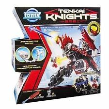 Tenkai Knights Blastank War Stallion Spin Master Lego Blocks Model Kit Academy A
