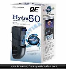 HYDRA 50 FILTRO INTERNO INTERIOR ACUARIOS MARINO Y DULCE 1000L/H