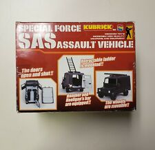 Kubrick Special Force SAS 2003 Medicom Toy Special Force Series Assault Vehicle