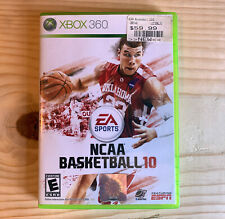 NCAA Basketball 10 (Microsoft Xbox 360) & PES '11 , TW Golf '11 & NHL '11