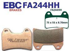 EBC Bremsbeläge Bremsklötze Brakepads FA244HH VORN APRILIA RS 250 98-02