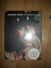 TROISI MASSIMO - RICOMINCIO DA ME  LIBRO + DVD - ED:MONDADORI - ANNO:2011 (UM)
