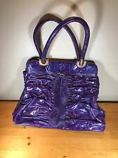 Le Chateau Purple Purse Bag Handbag Retro