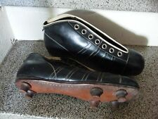 Chaussures de Football Imperia années 50 Crampons cuir Taille 41 Vintage Sport