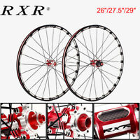 RXR 26/27.5/29er Carbon Hub MTB Wheels 7-11S Disc Brake Mountain Bike Wheelset